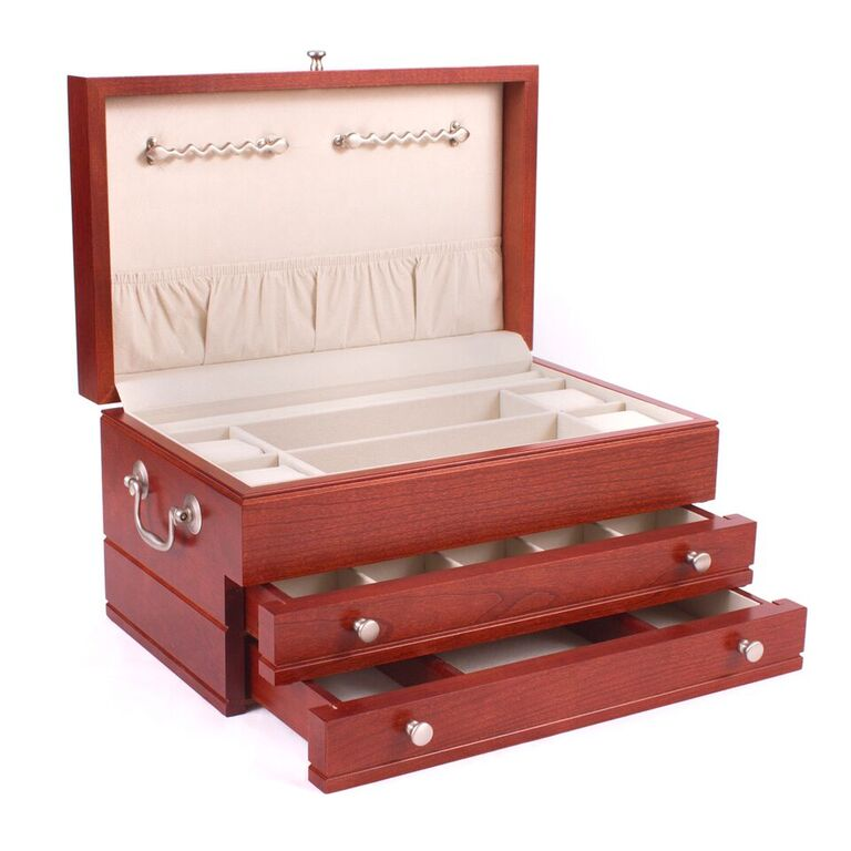 First Lady Jewelry Box By American Chest