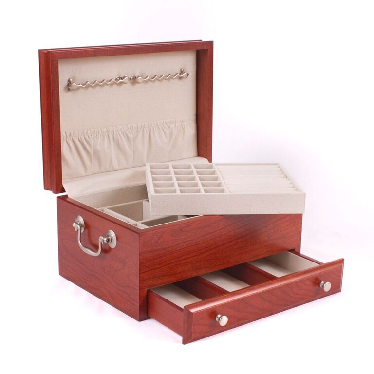 American Chest Contessa Jewelry Box By American Chest