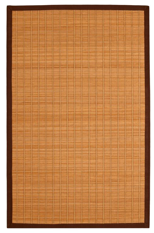 Anji Mountain Pearl River Bamboo Area Rug