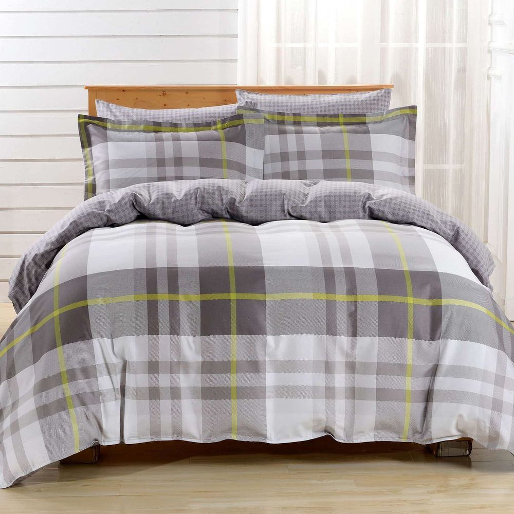Duvet Cover Sheets Set, Dolce Mela Moscow Queen Size Bedding