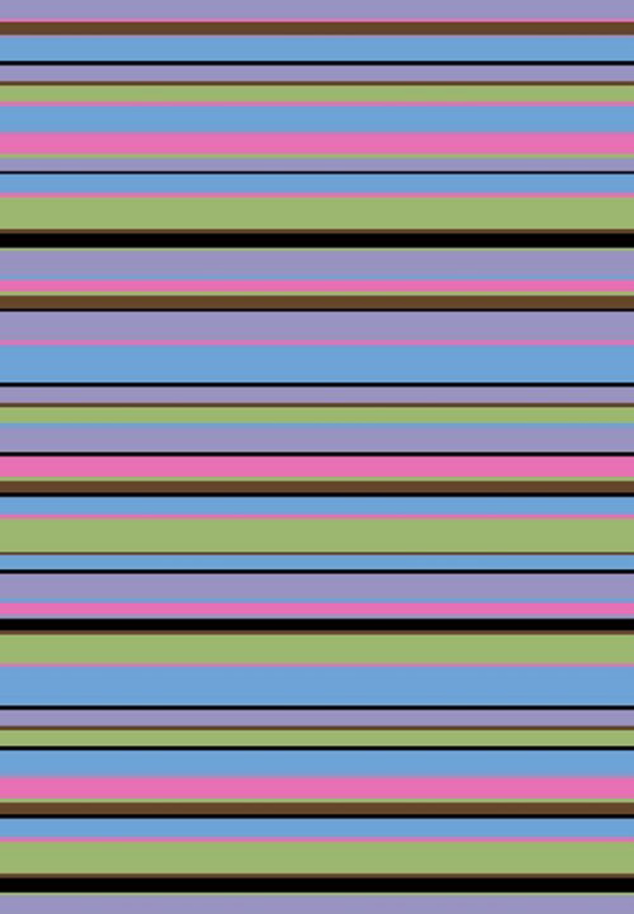 Stripes Multi 2'7 X 4'1