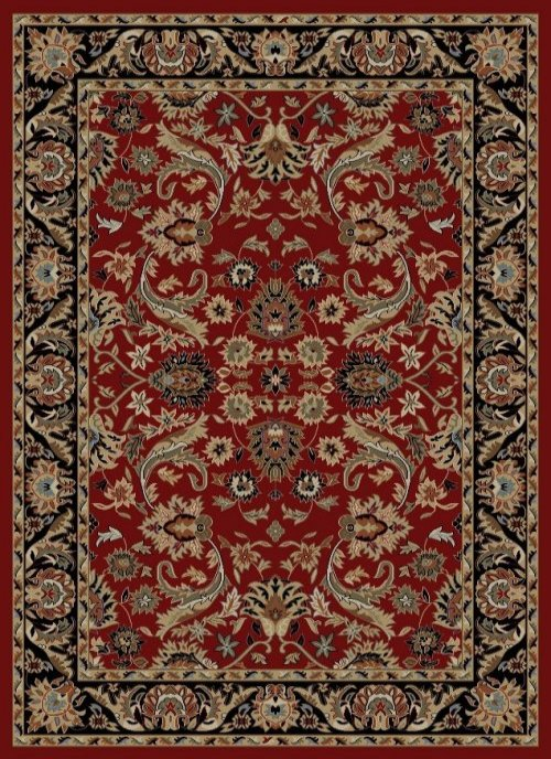 Sultanabad Red 2'2x7'3