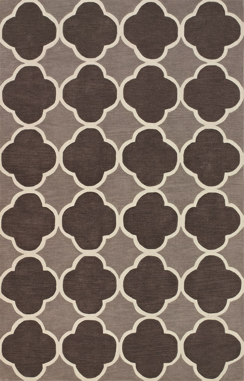 Contemporary Forever Charcoal 3'6x5'6 Rug