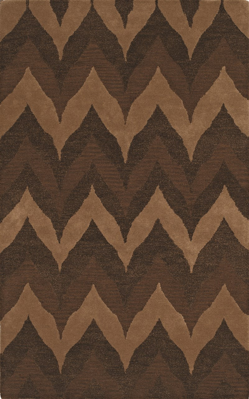 Dalyn Tones Tn11 Fudge Rug