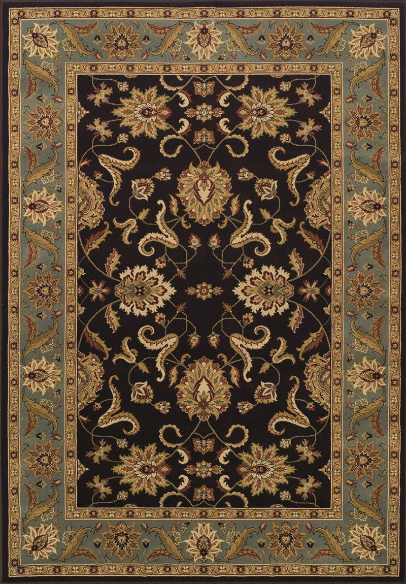Dalyn Wembley Wb524 Chocolate Rug