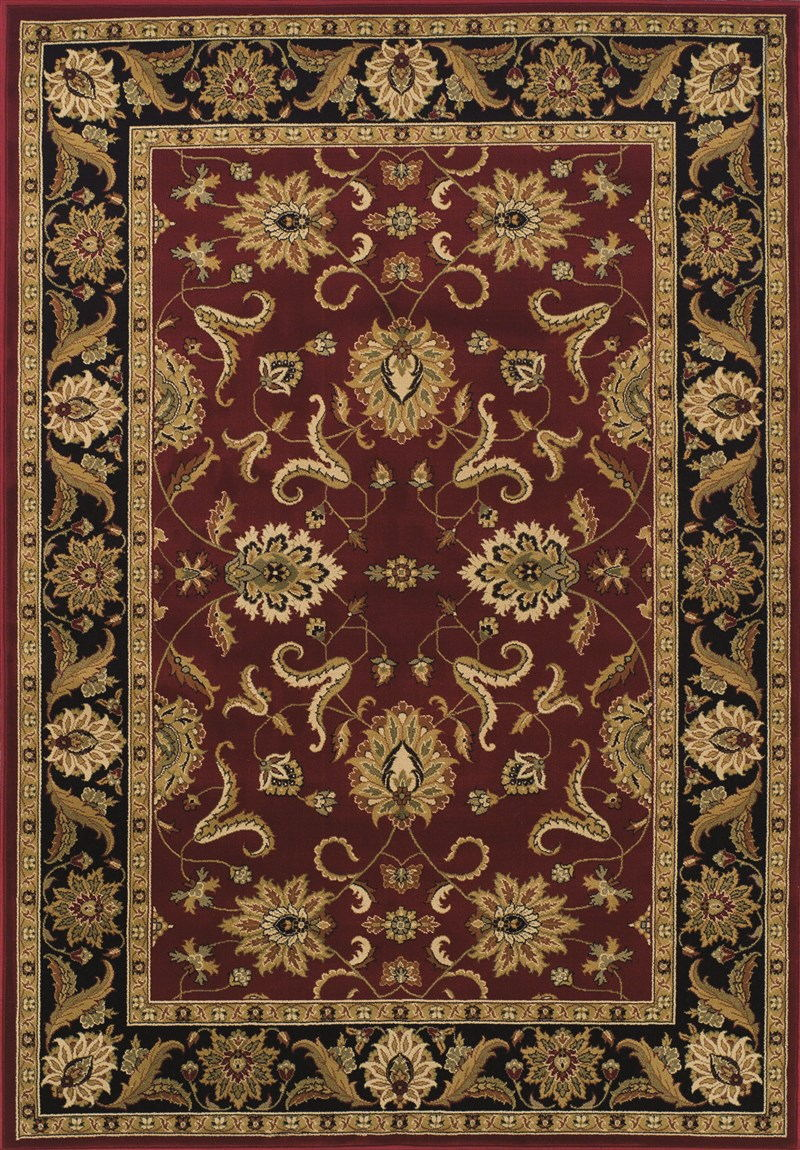 Dalyn Wembley Wb524 Red Rug
