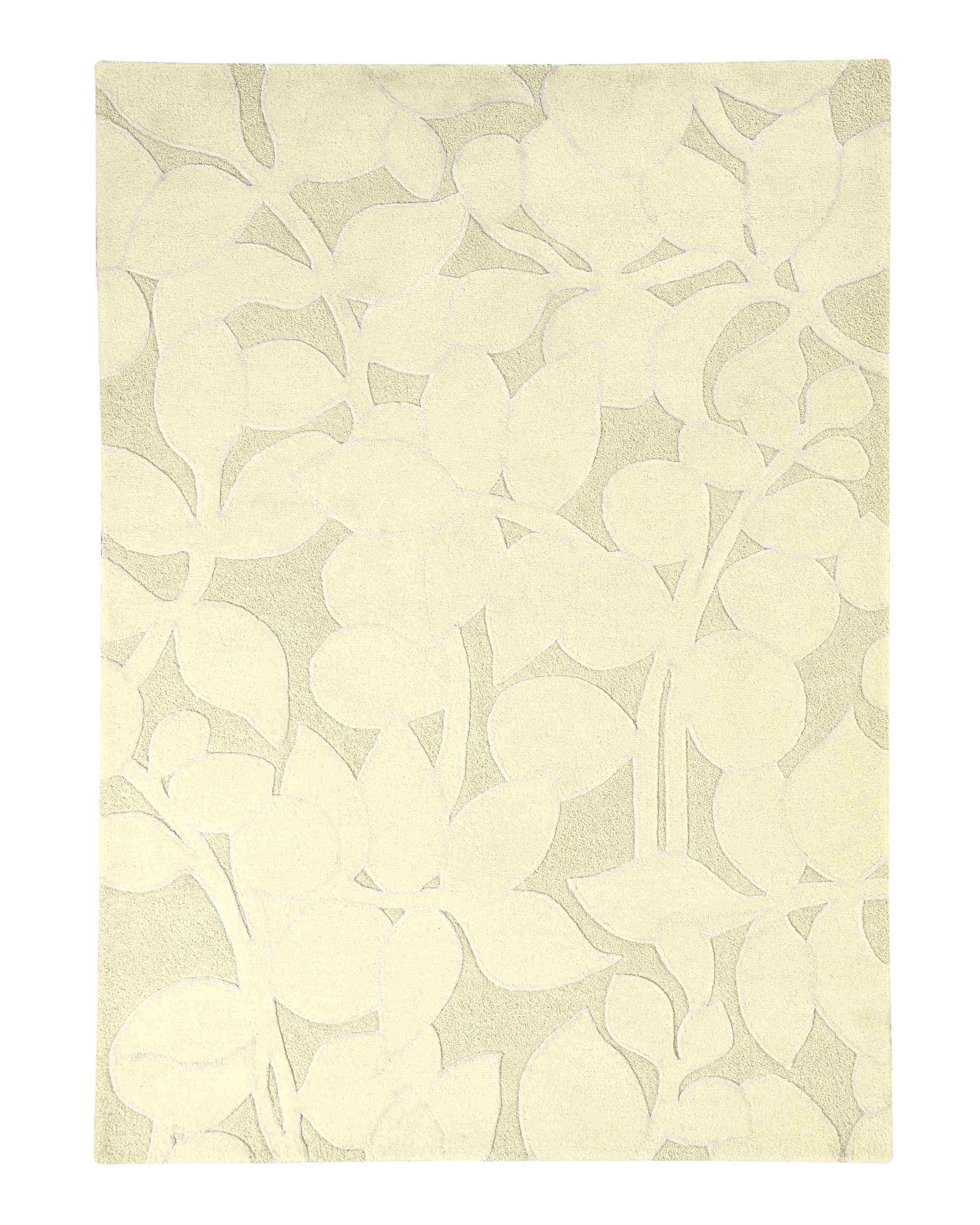 Dynamic Rugs Allure Floral Ivory 1904 Area Rug