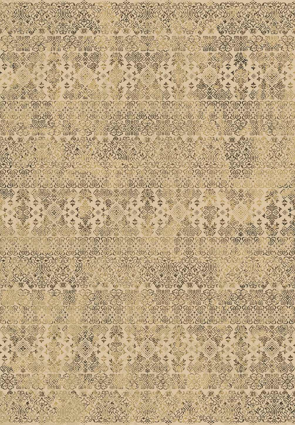 Dynamic Rugs Ancient Garden Classic Beige 57034 Area Rug