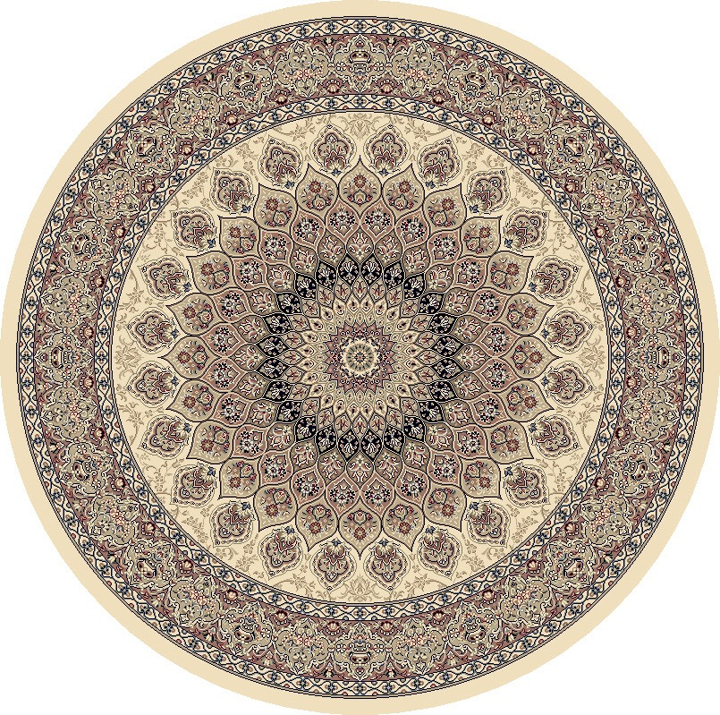 Dynamic Rugs Ancient Garden Classic Ivory 57090 Area Rug