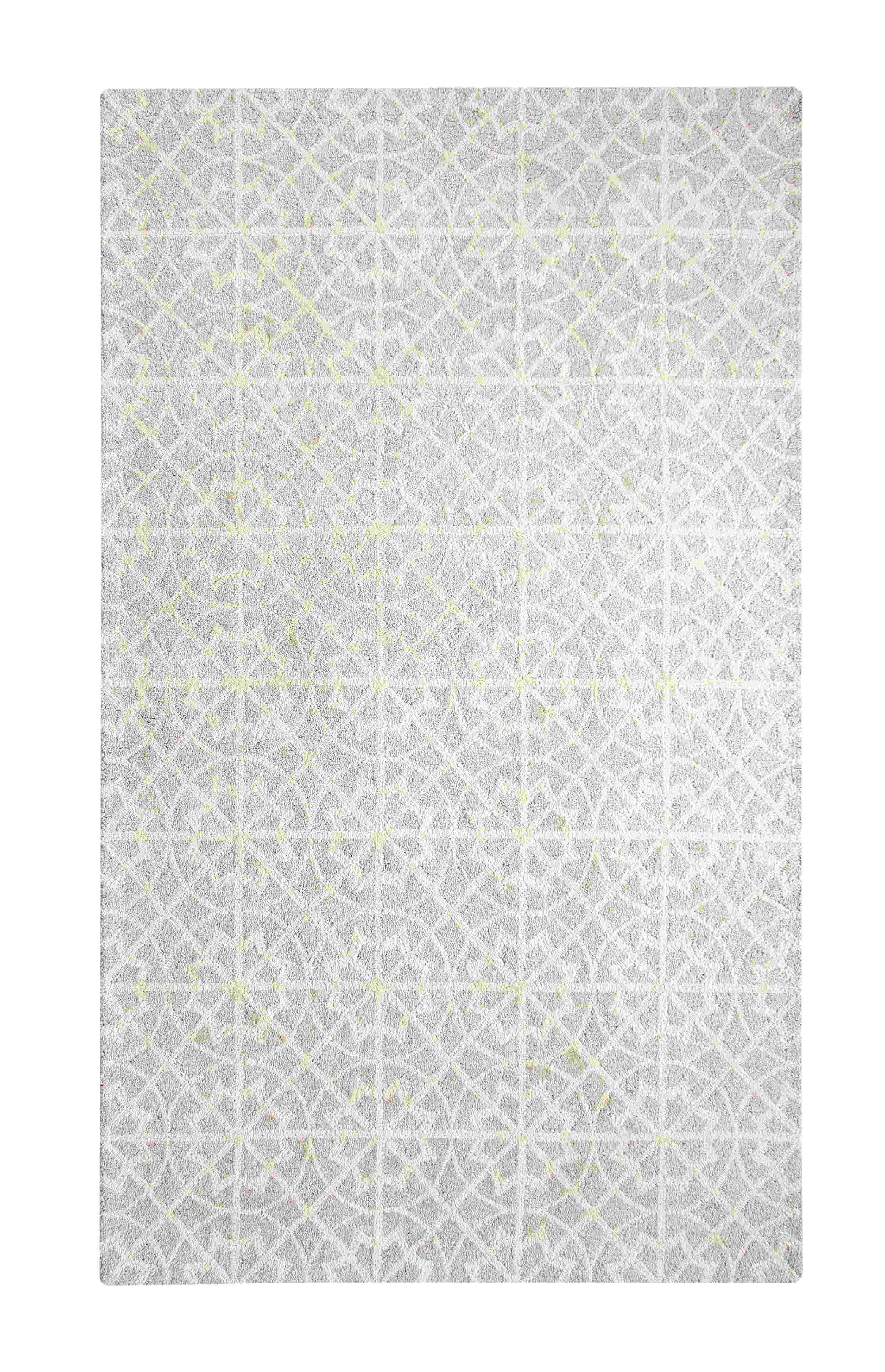 Dynamic Rugs Casual Global Lt Grey/ivory 92337 Area Rug