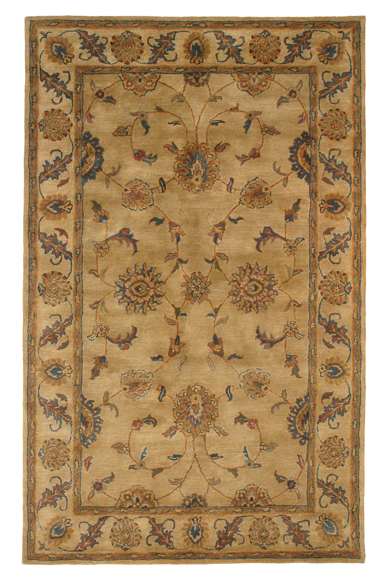 Dynamic Rugs Charisma Classic Beige 1405 Area Rug