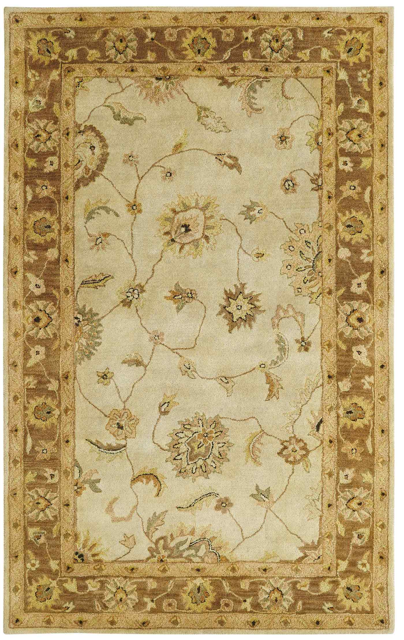 Dynamic Rugs Charisma Classic Beige 1416 Area Rug