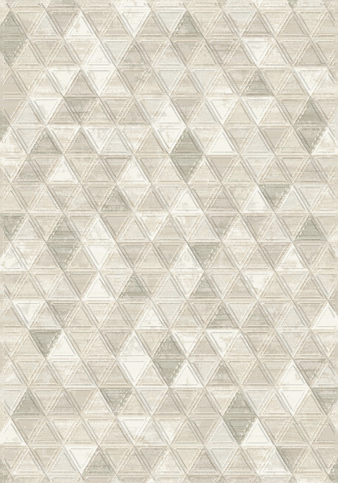 Dynamic Rugs Eclipse Geometric Beige 63263 Area Rug