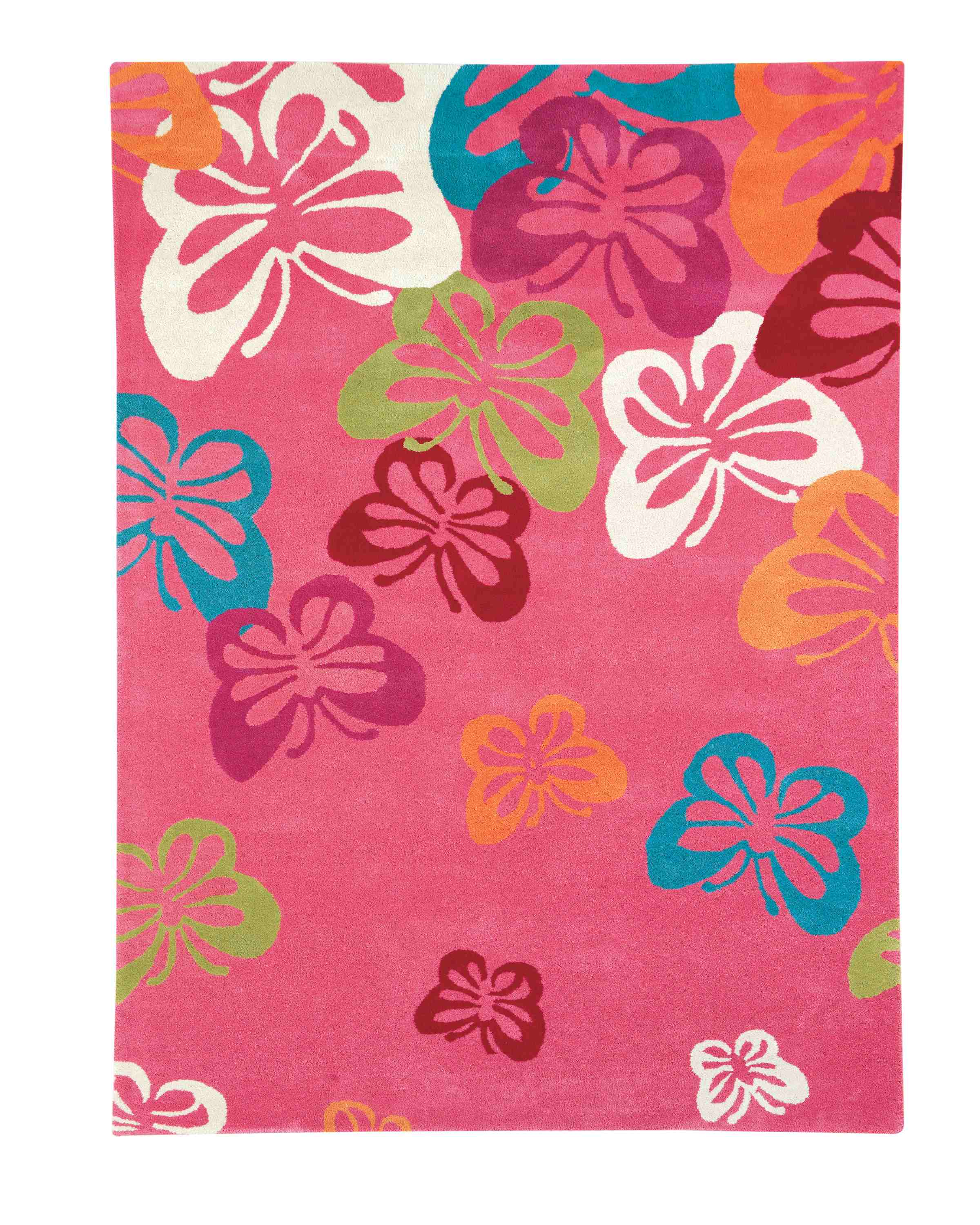 Dynamic Rugs Fantasia Novelty Pink 1703 Area Rug