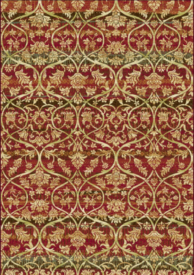 Dynamic Rugs Heritage Classic 89484 Area Rug