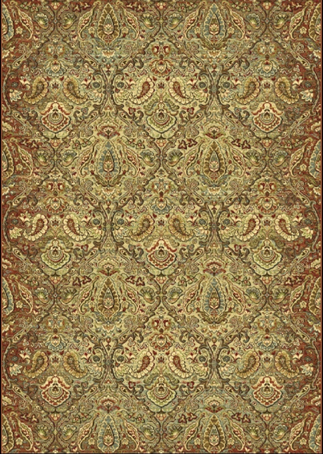 Dynamic Rugs Heritage Classic 89625 Area Rug