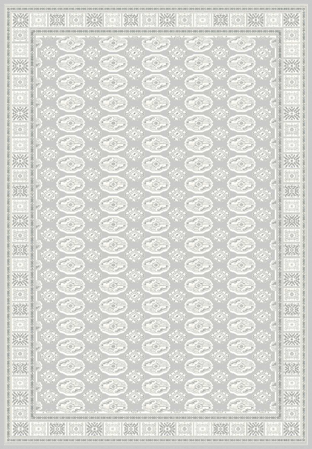 Dynamic Rugs Imperial Classic Grey 12146 Area Rug