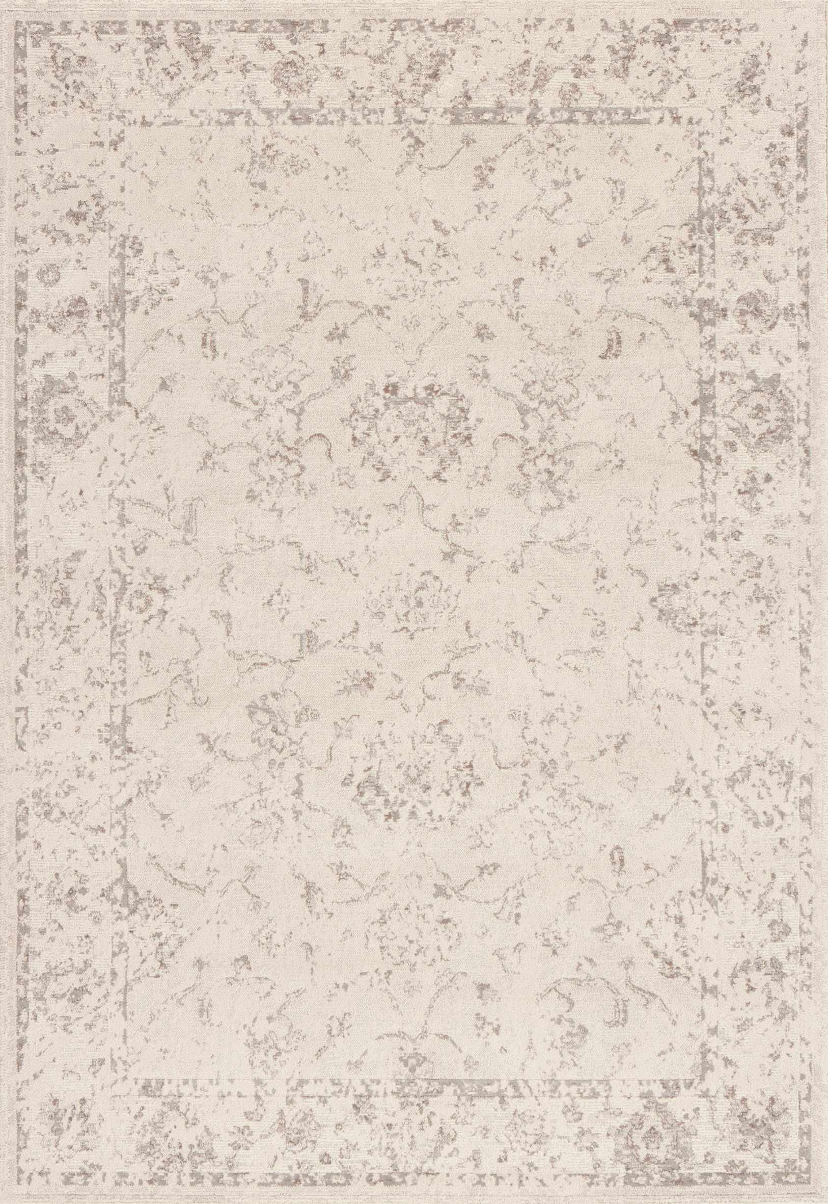Dynamic Rugs Imperial Distressed Cream 610 Area Rug