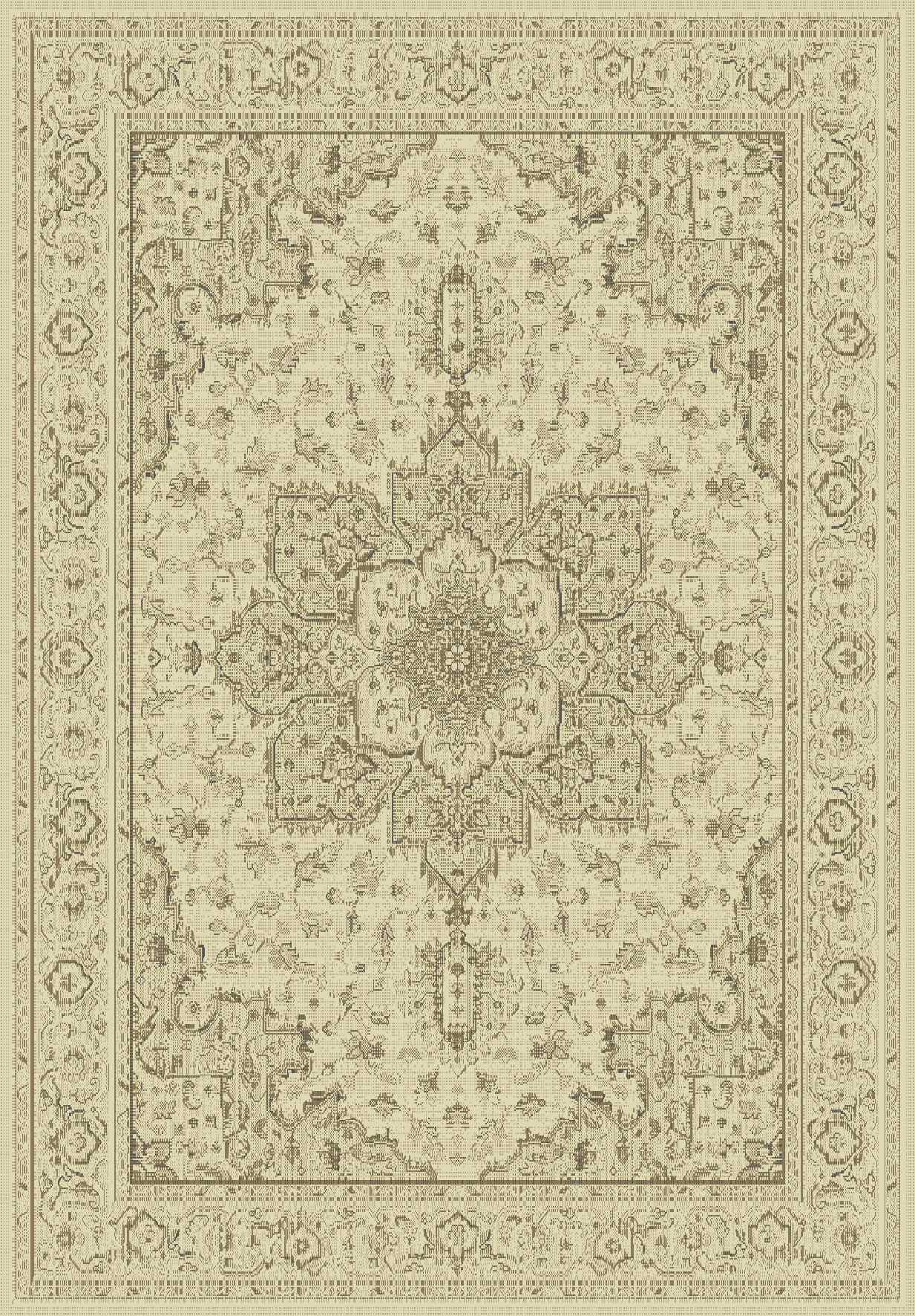 Dynamic Rugs Imperial Classic Cream 622 Area Rug