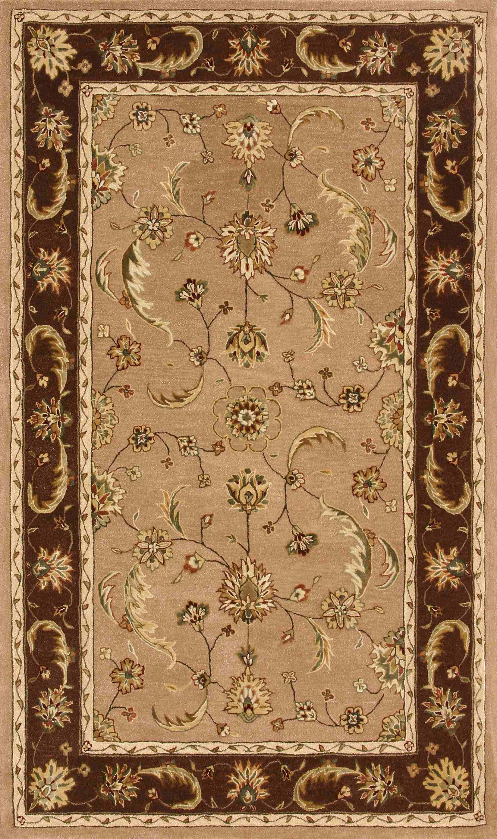 Dynamic Rugs Jewel Classic Sand 70113 Area Rug