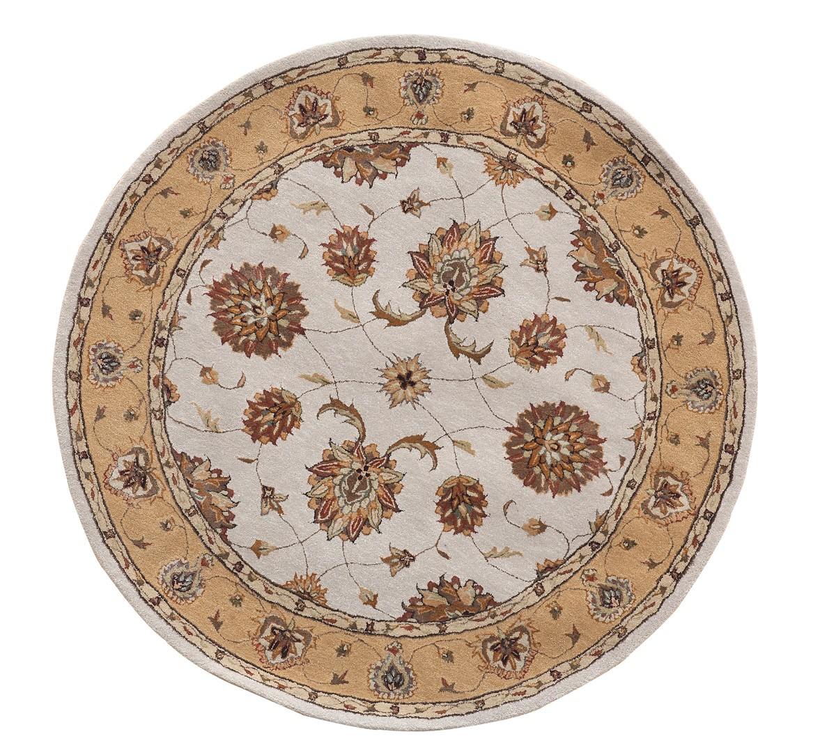Dynamic Rugs Jewel Classic Ivory 70230 Area Rug