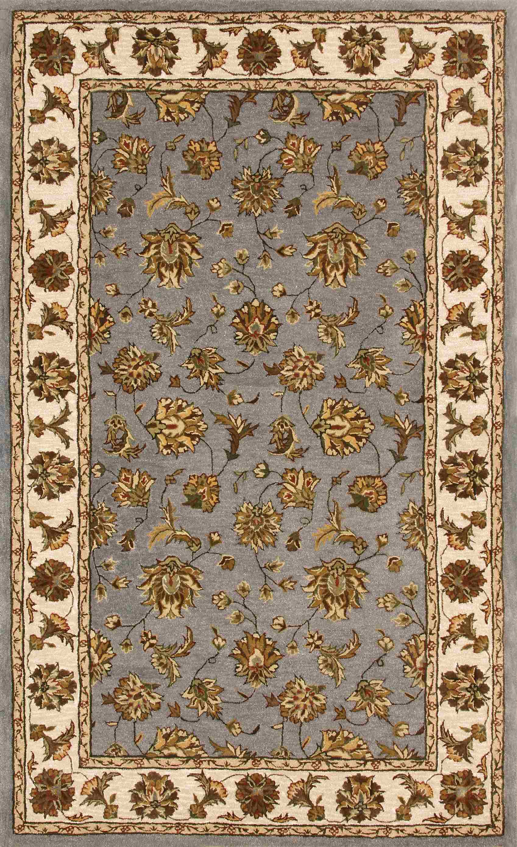 Dynamic Rugs Jewel Classic Blue 70231 Area Rug