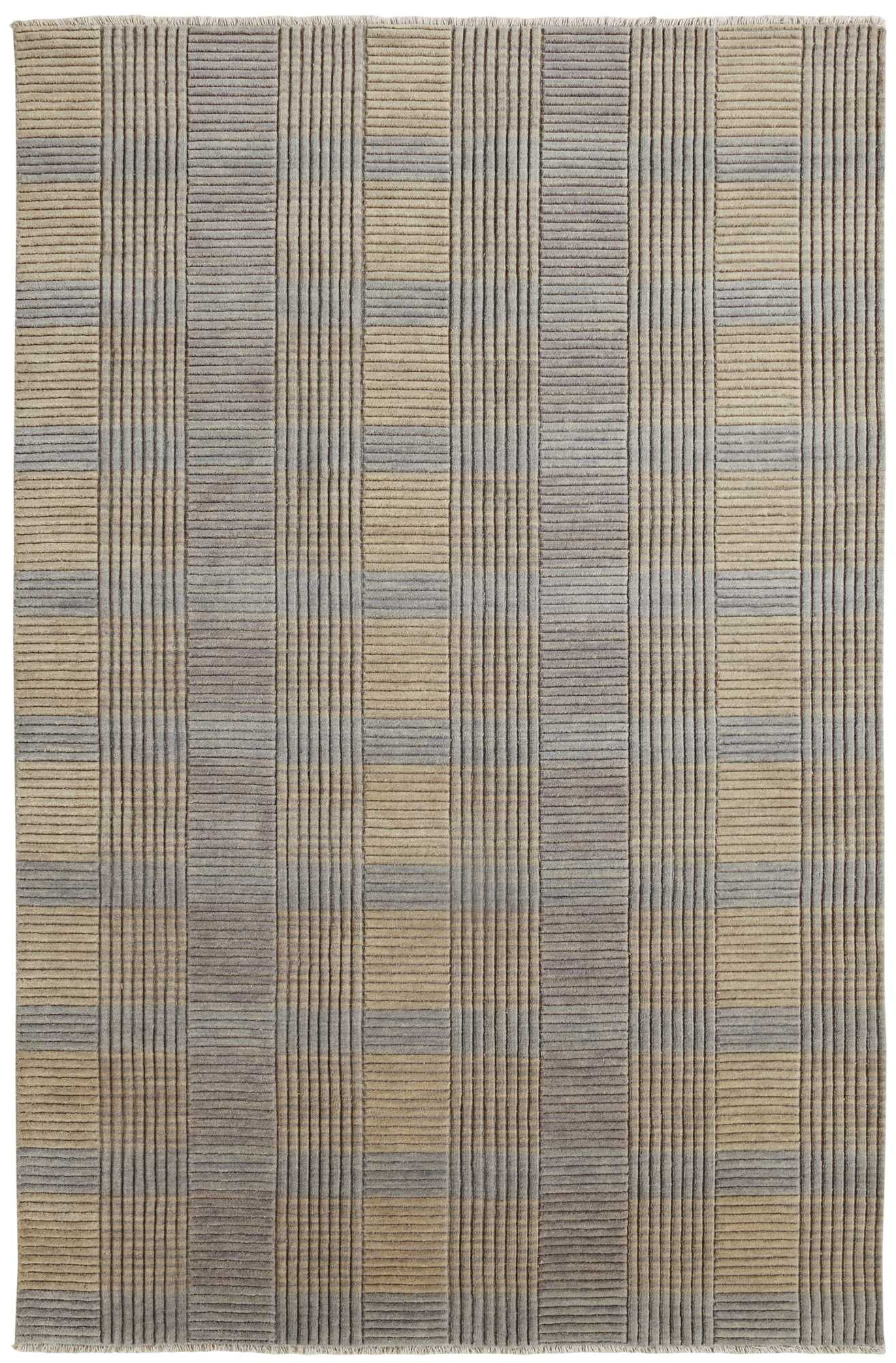 Dynamic Rugs Lounge Geometric Multi 9899 Area Rug