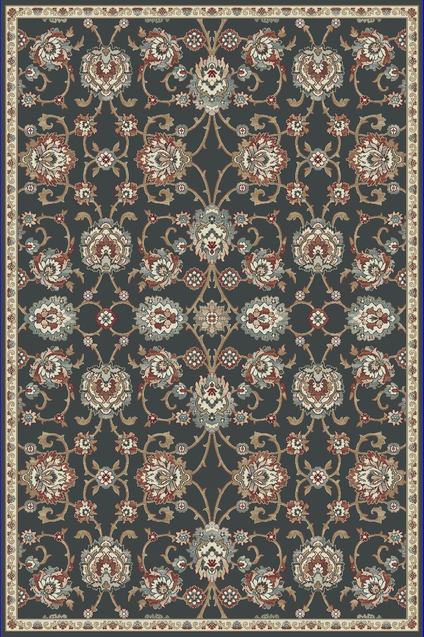Dynamic Rugs Melody Classic Anthracite 985020 Area Rug