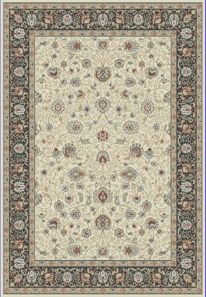 Dynamic Rugs Melody Classic Ivory 985022 Area Rug