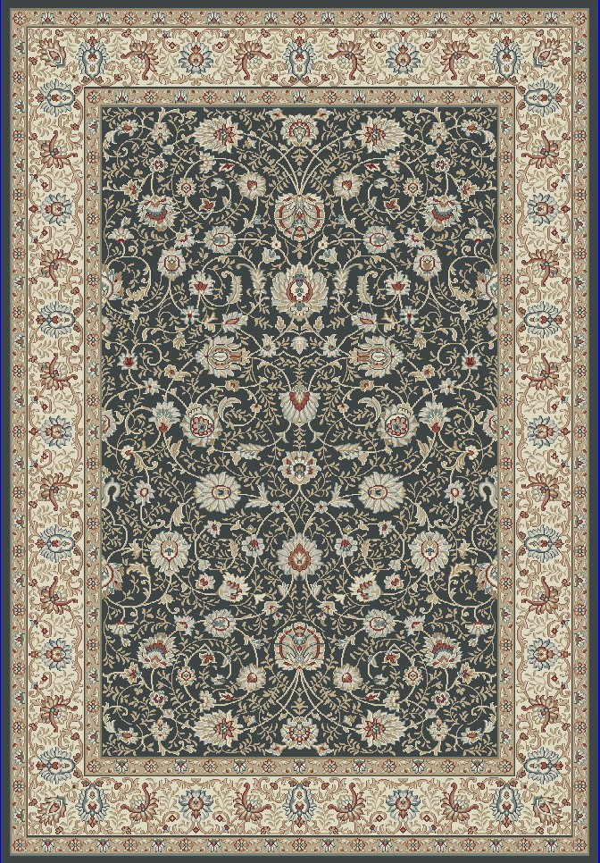 Dynamic Rugs Melody Classic Anthracite 985022 Area Rug