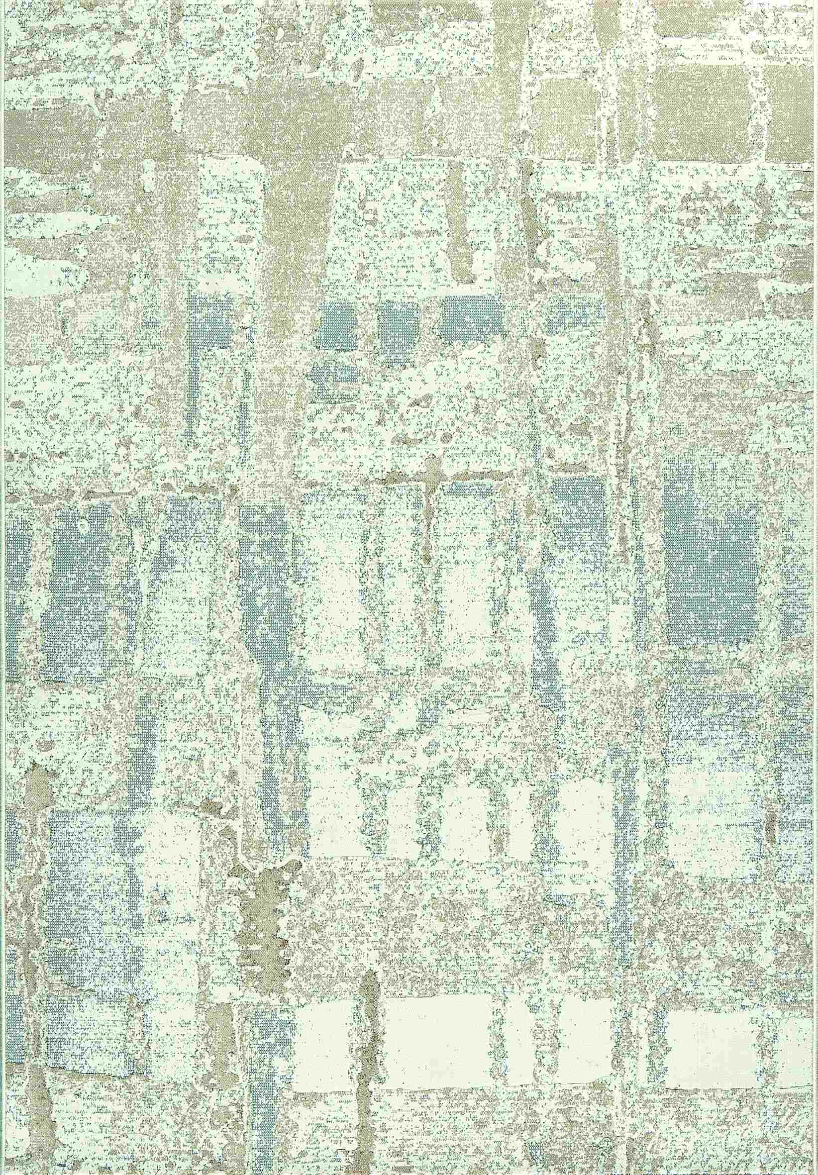 Dynamic Rugs Mysterio Abstract Ivory 1205 Area Rug