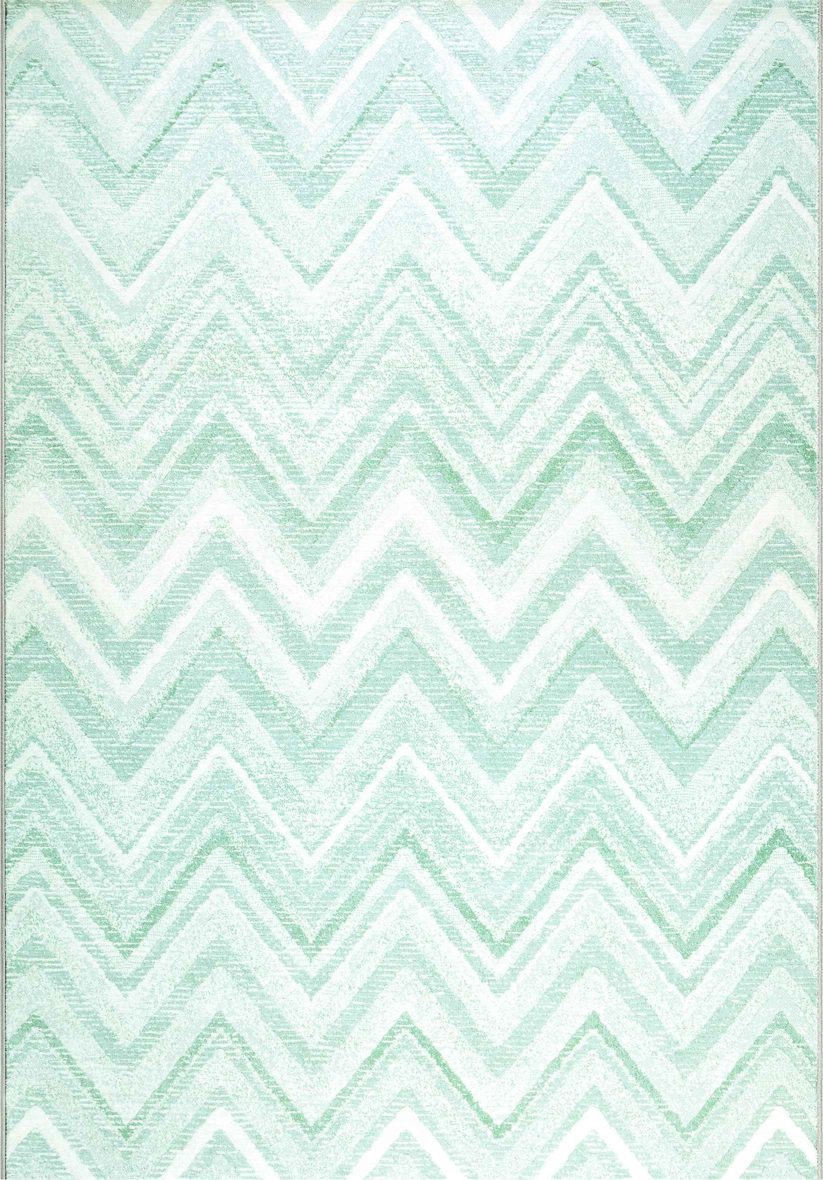 Dynamic Rugs Mysterio Geometric Green 12136 Area Rug