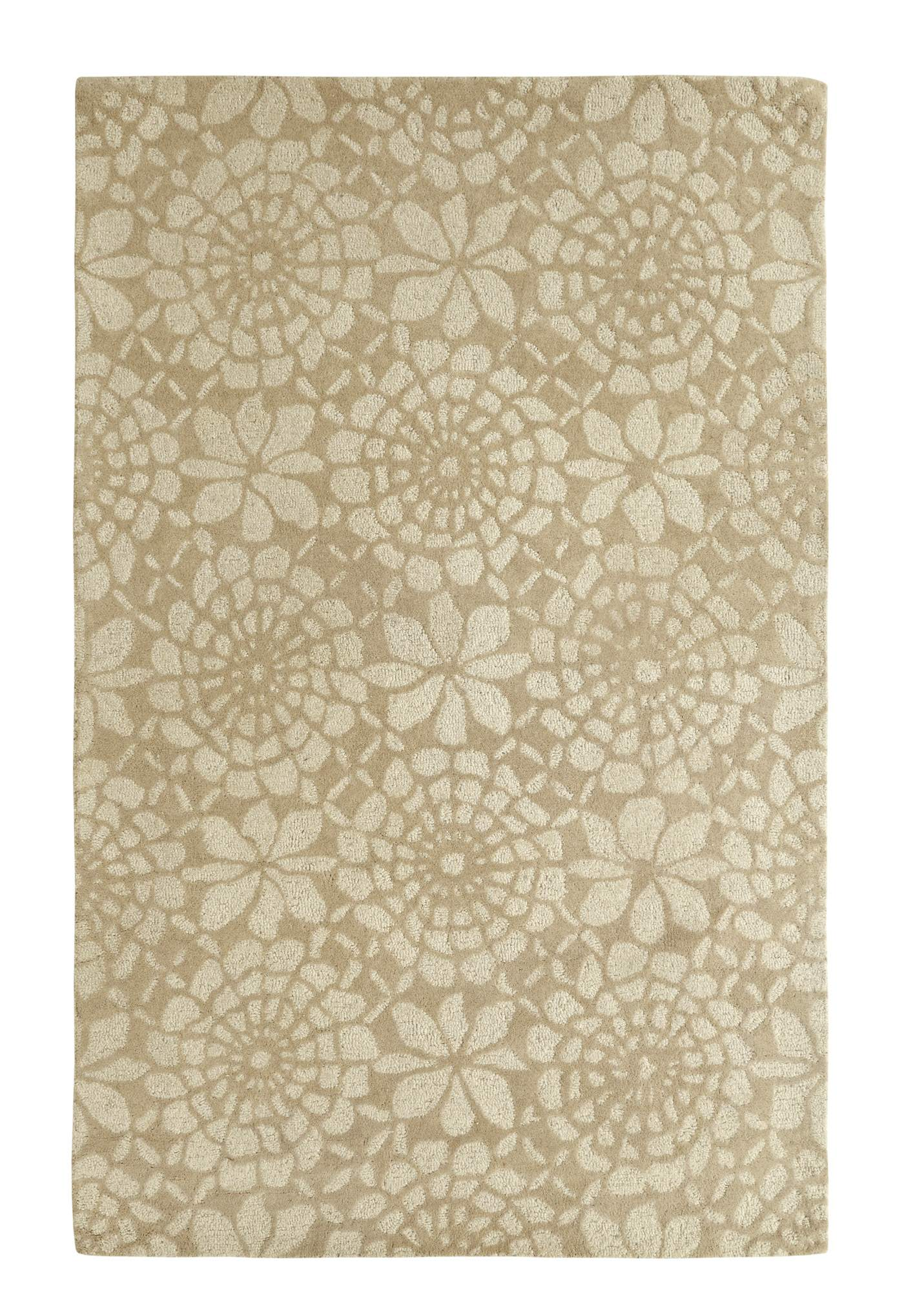Dynamic Rugs Palace Floral Ivory/beige 5333 Area Rug