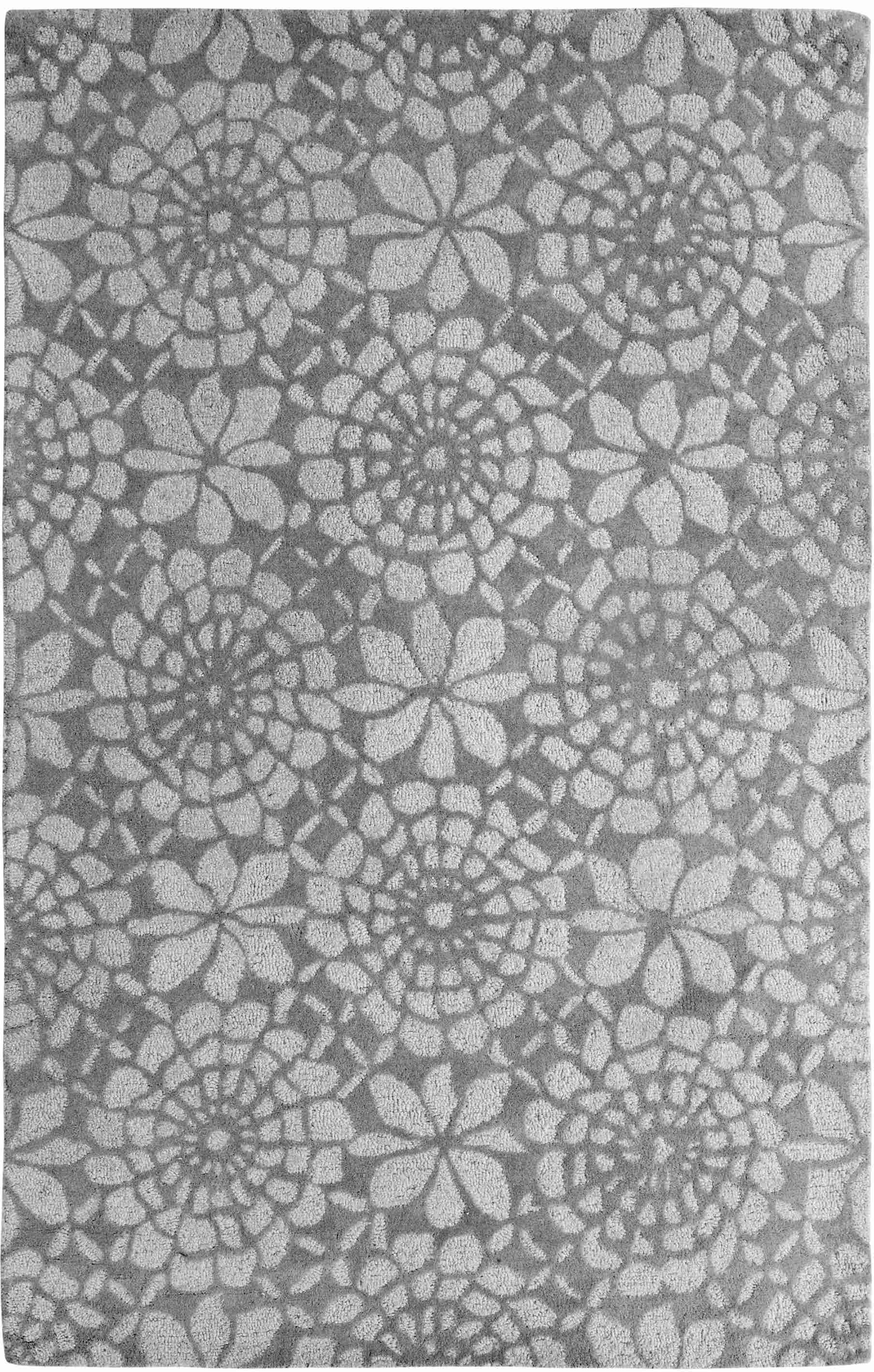 Dynamic Rugs Palace Floral Ivory/grey 5333 Area Rug