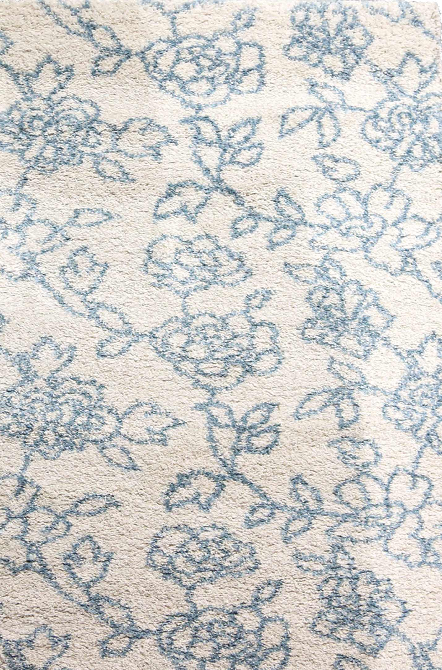 Dynamic Rugs Passion Floral Cream 6206 Area Rug