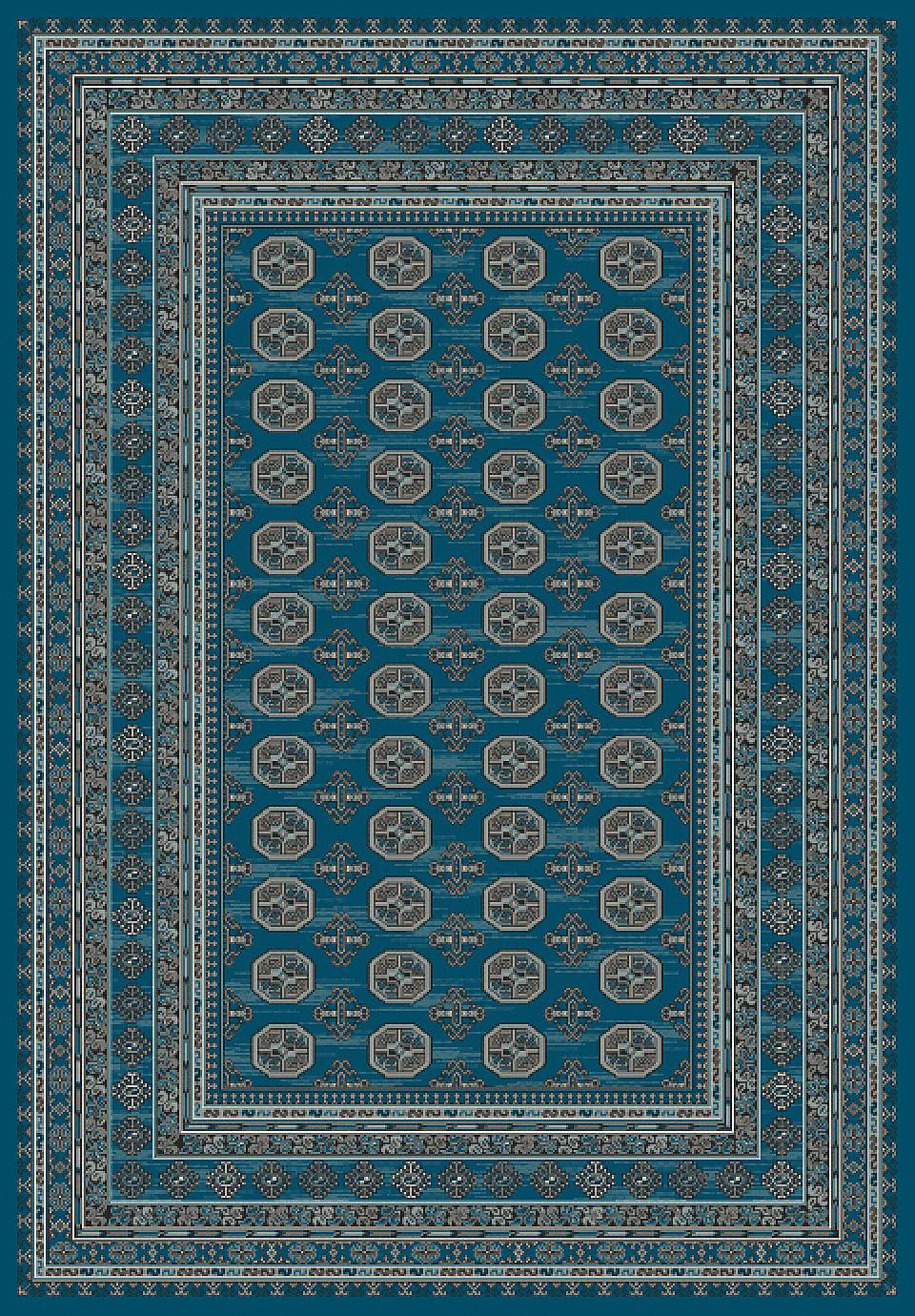 Dynamic Rugs Regal Distressed Grey 88404 Area Rug