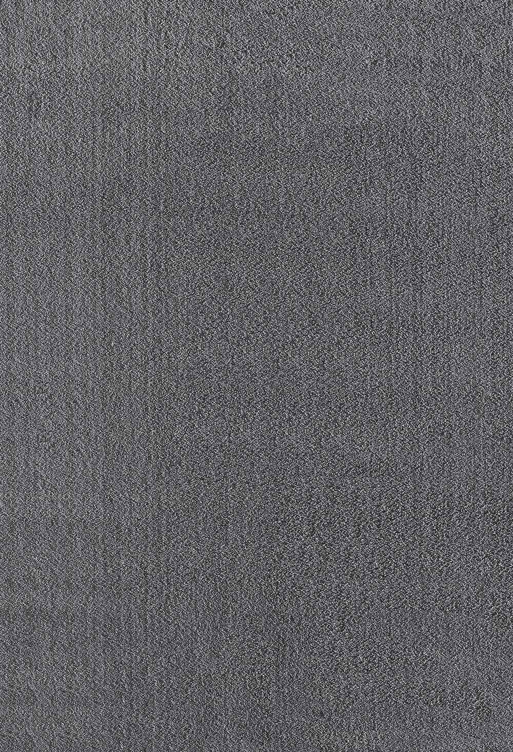 Dynamic Rugs Silky Shag Grey 5900 Area Rug
