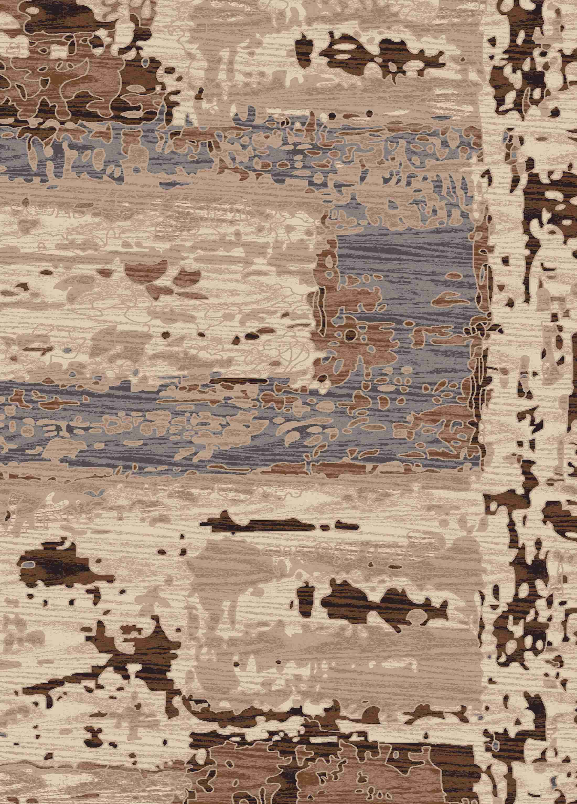 Dynamic Rugs Treasure Abstract Beige 2995 Area Rug