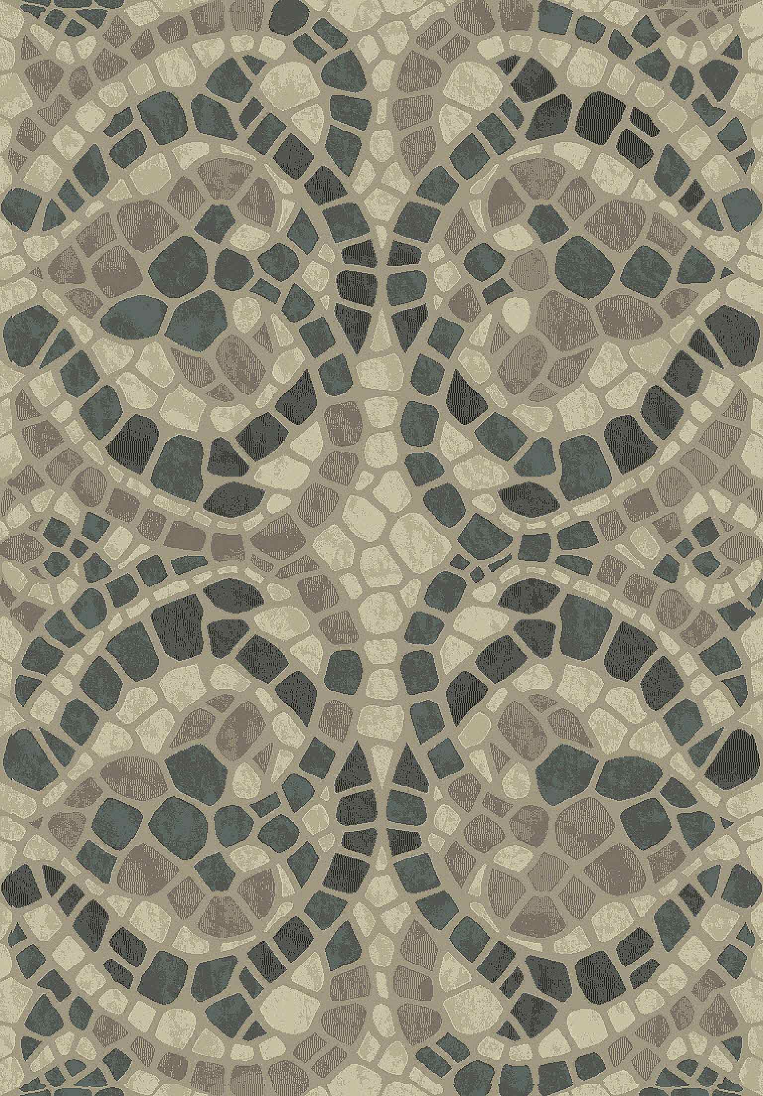 Dynamic Rugs Treasure Ii Global Beige 4300 Area Rug
