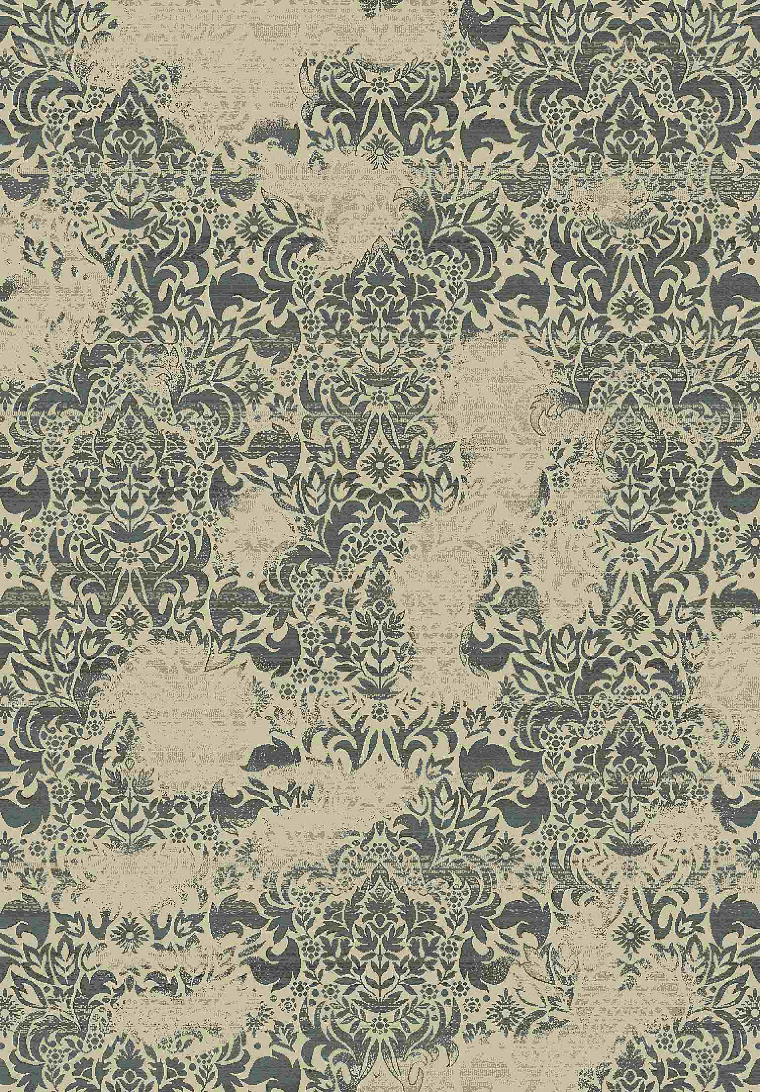 Dynamic Rugs Treasure Ii Distressed Beige 4302 Area Rug