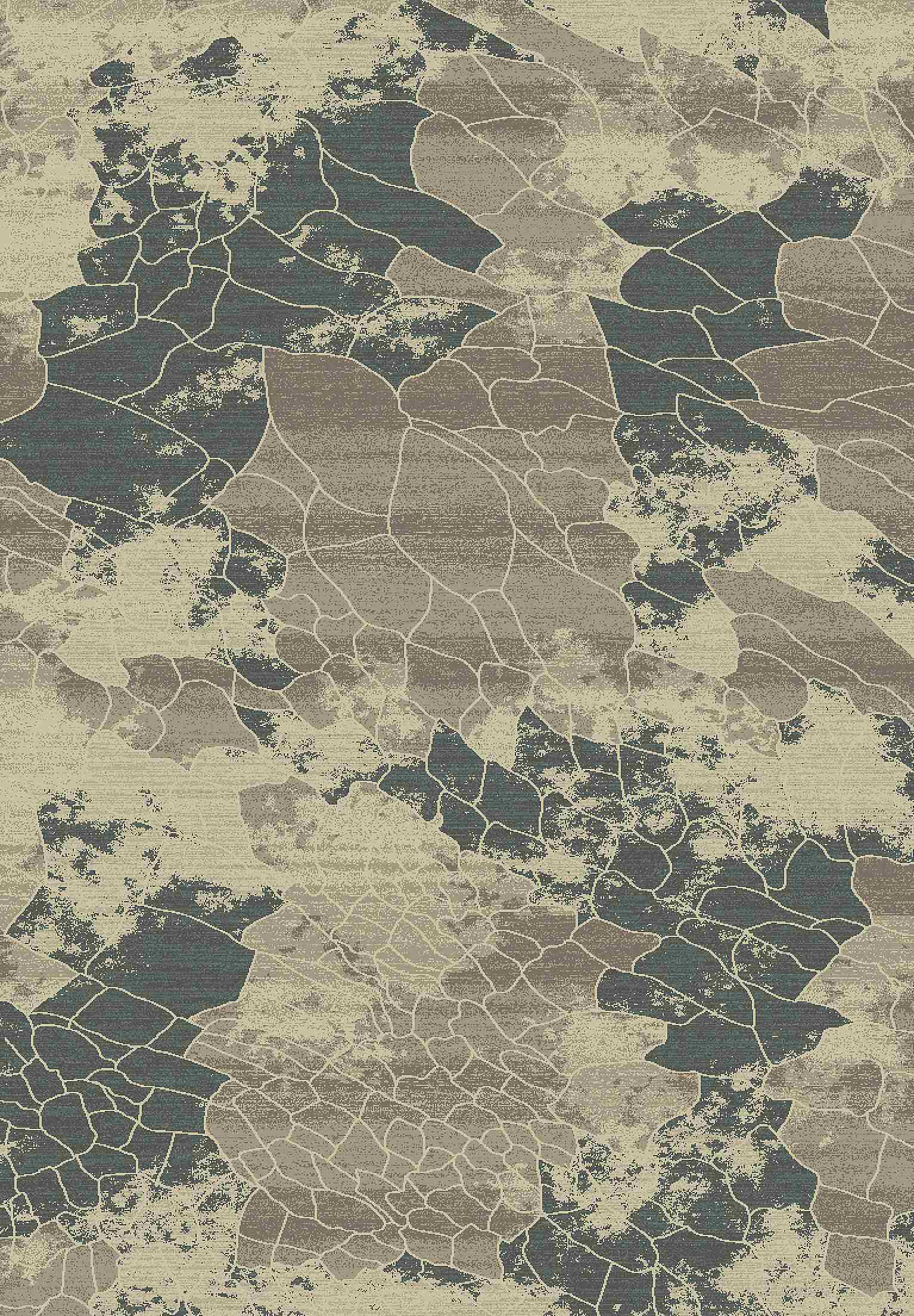 Dynamic Rugs Treasure Ii Abstract Cream 4786 Area Rug