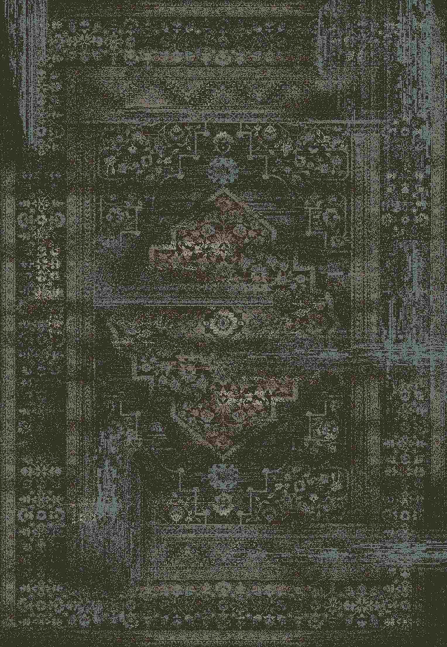 Dynamic Rugs Utopia Distressed Antique 7880 Area Rug