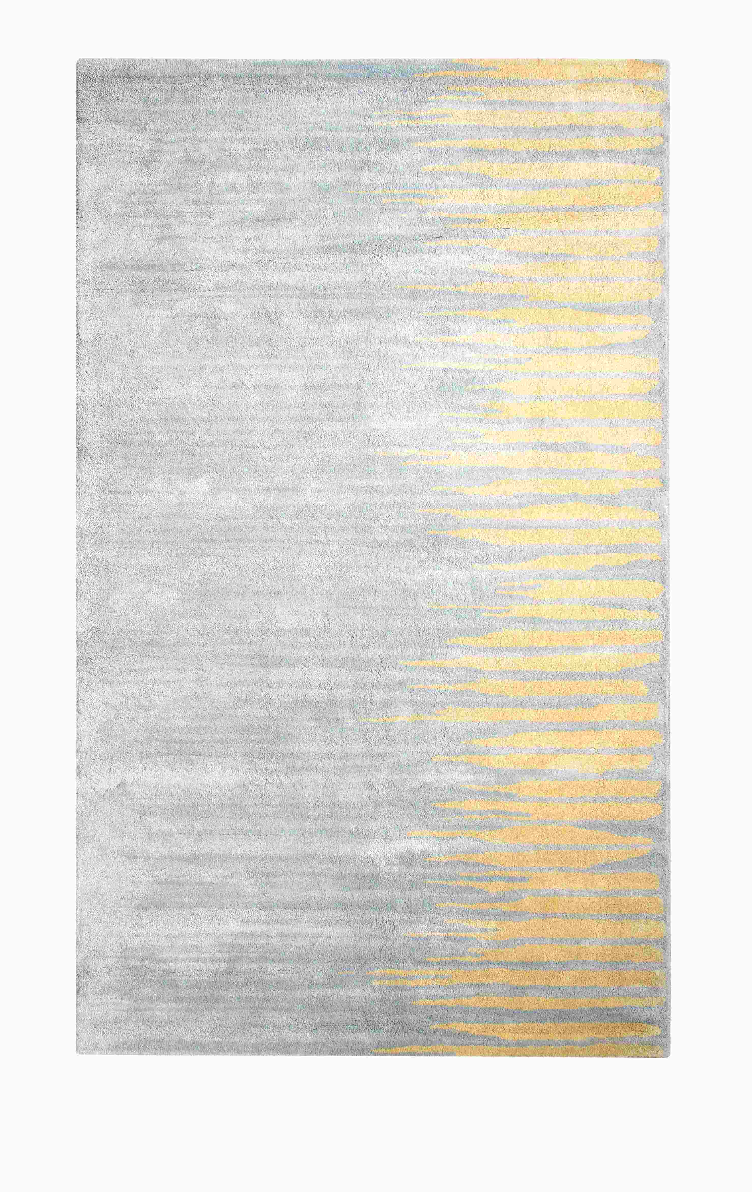 Dynamic Rugs Vogue Modern Gold 881002 Area Rug
