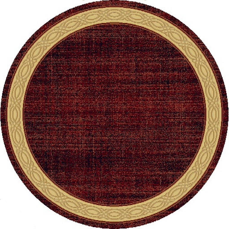 Dynamic Rugs Yazd Modern Red 1770 Area Rug