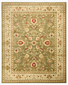 Eorc Os2555gn Green Green Mahal Rug