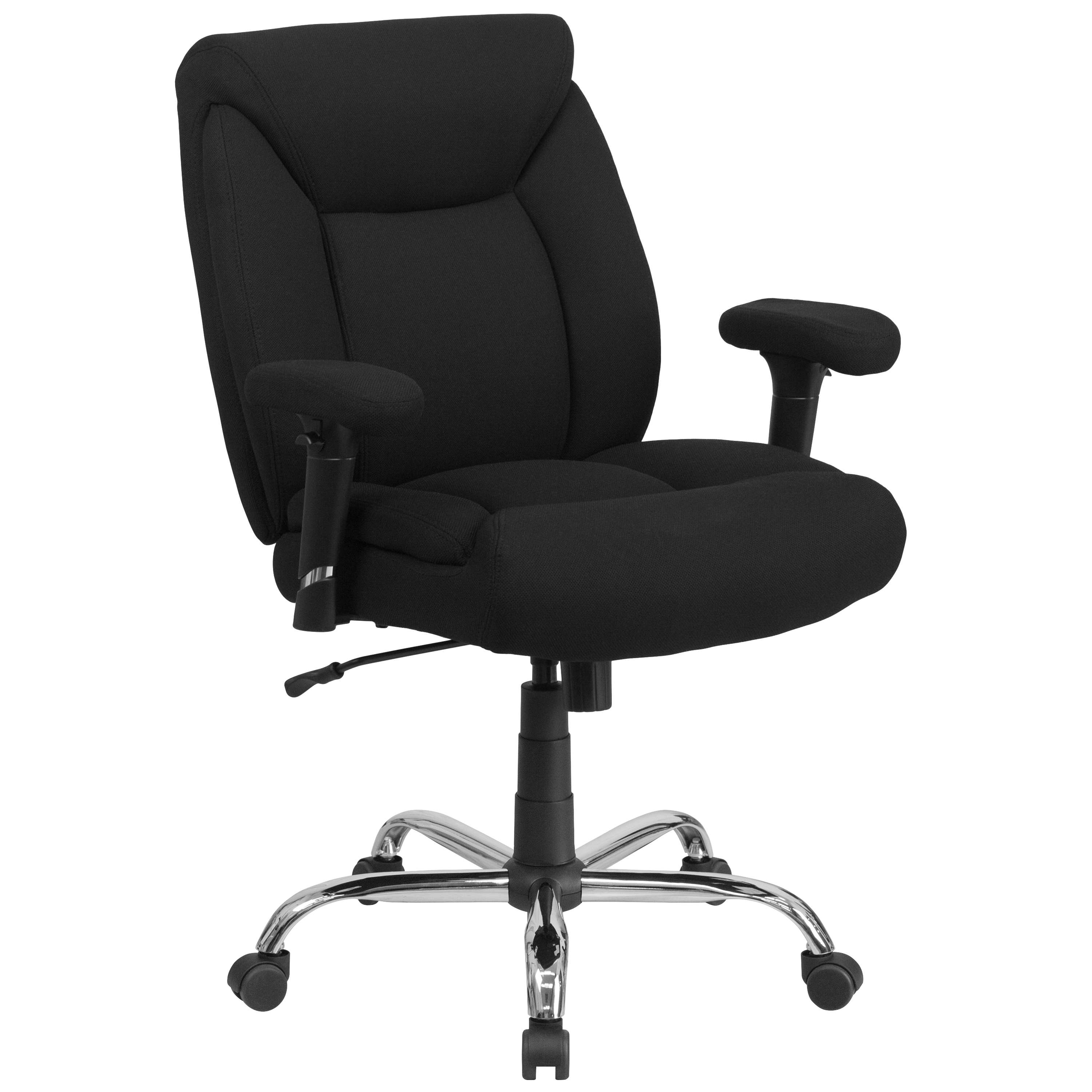 Flash Furniture  Contemporary Big & Tall Office Chair 400 Lb. Weight Capacity