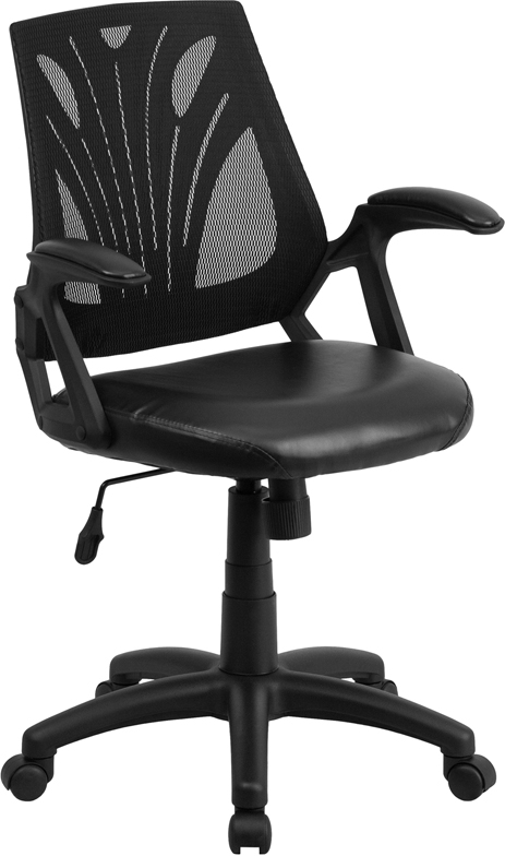 Flash Furniture  Ergonomic Mesh Office Chair Mid-back Design