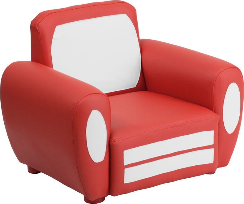 Flash Furniture Kids Lounge Seating Car Themed Chair & Reviews