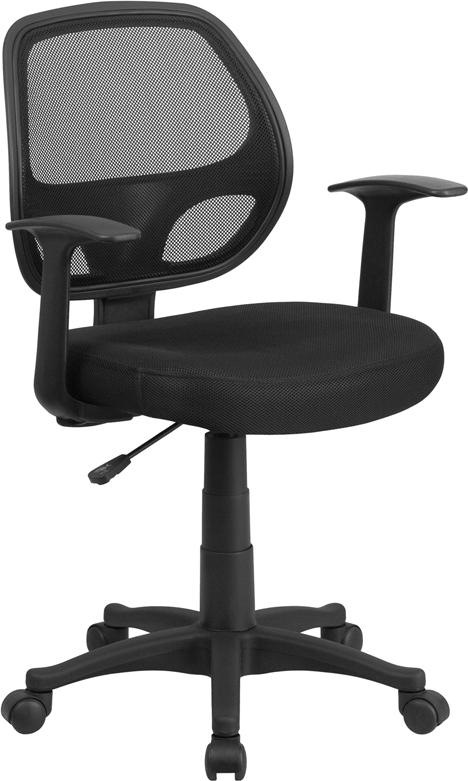 Flash Furniture  Mesh Back Office Chair Mid-back Design