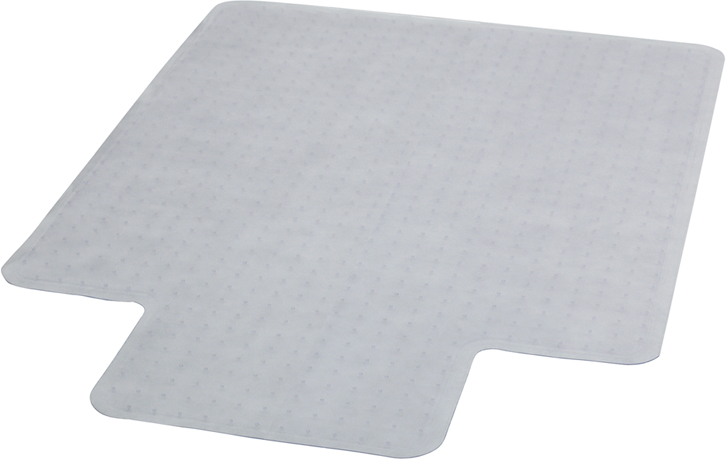 Flash Furniture  Clear Vinyl Chairmat Commercial Grade Mat